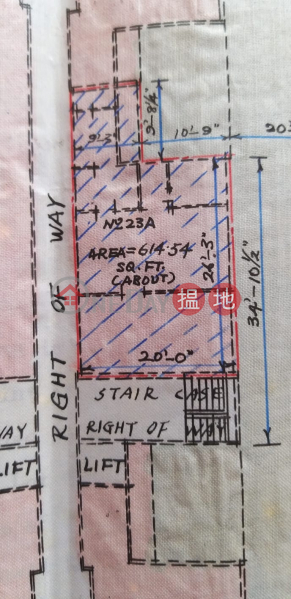 NORTH POINT-FUNG WAH BULIDING, Fung Wah Mansion 豐華大廈 Sales Listings | Eastern District (CECIL-5750047448)