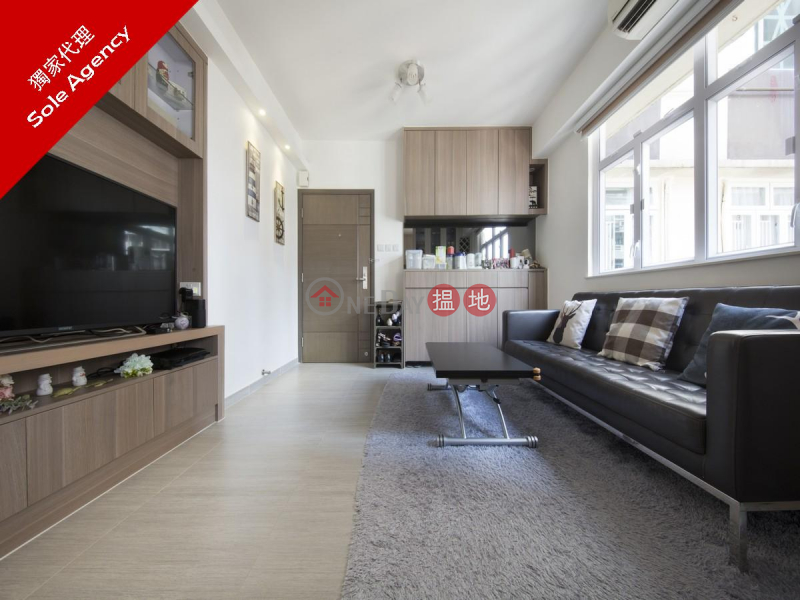 HK$ 1,100萬安峰大廈-西區|西半山三房兩廳筍盤出售|住宅單位