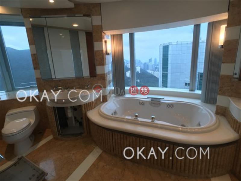 Luxurious 4 bedroom on high floor with parking   Rental, 41D Stubbs Road   Wan Chai District, Hong Kong Rental   HK$ 168,000/ month