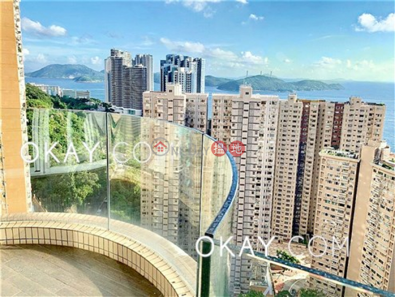 Property Search Hong Kong | OneDay | Residential Sales Listings Efficient 3 bed on high floor with sea views & balcony | For Sale