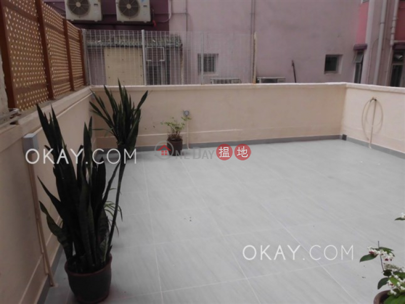 Property Search Hong Kong | OneDay | Residential | Rental Listings | Intimate 3 bedroom with terrace | Rental