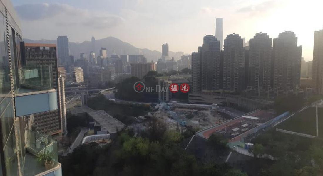 HK$ 60,000/ 月何文田山畔2座|九龍城何文田山畔高層大單位 罕有開揚正面球場靚景