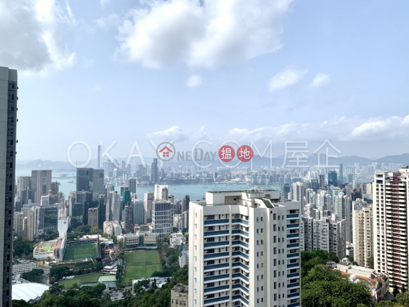 Unique 3 bed on high floor with harbour views & balcony   Rental   Cavendish Heights Block 6-7 嘉雲臺 6-7座 Rental Listings
