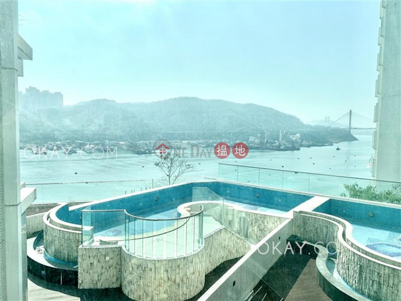 香港搵樓 租樓 二手盤 買樓  搵地   住宅-出租樓盤3房3廁,海景,連車位,露台《壹號九龍山頂出租單位》