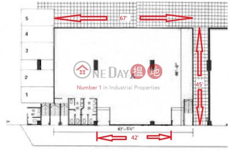 特闊門面 向正大街|荃灣荃運工業中心1期(Superluck Industrial Centre Phase 1)出租樓盤 (KKCHA-2234415264)_0