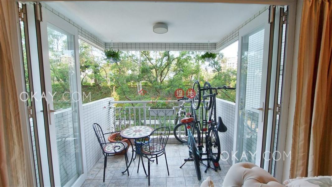 3房2廁,實用率高,連車位,露台賽西湖大廈出售單位|賽西湖大廈(Braemar Hill Mansions)出售樓盤 (OKAY-S106623)