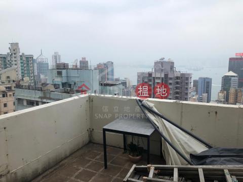 天台單位400呎中環9M|西區安峰大廈(On Fung Building)出售樓盤 (JOYCE-4329909257)_0