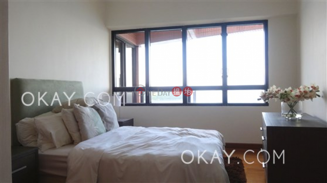 Rare 4 bedroom on high floor with balcony & parking | Rental | Pacific View 浪琴園 Rental Listings