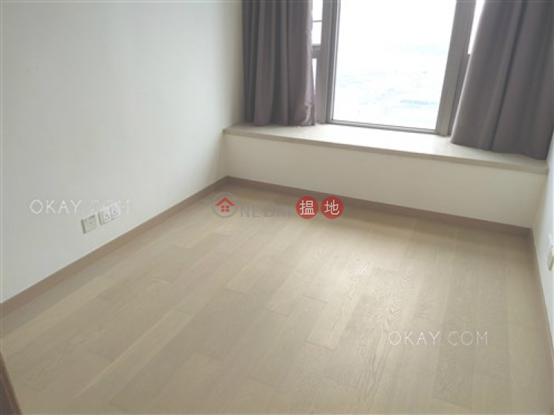 HK$ 50,000/ month | Grand Austin Tower 1 | Yau Tsim Mong Nicely kept 3 bedroom on high floor with balcony | Rental
