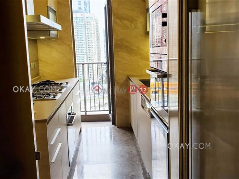 HK$ 62M Grand Austin Tower 1, Yau Tsim Mong Stylish 4 bedroom on high floor with balcony & parking | For Sale