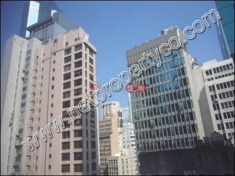 Spacious office for rent at core of Central | V Plus V Plus Rental Listings