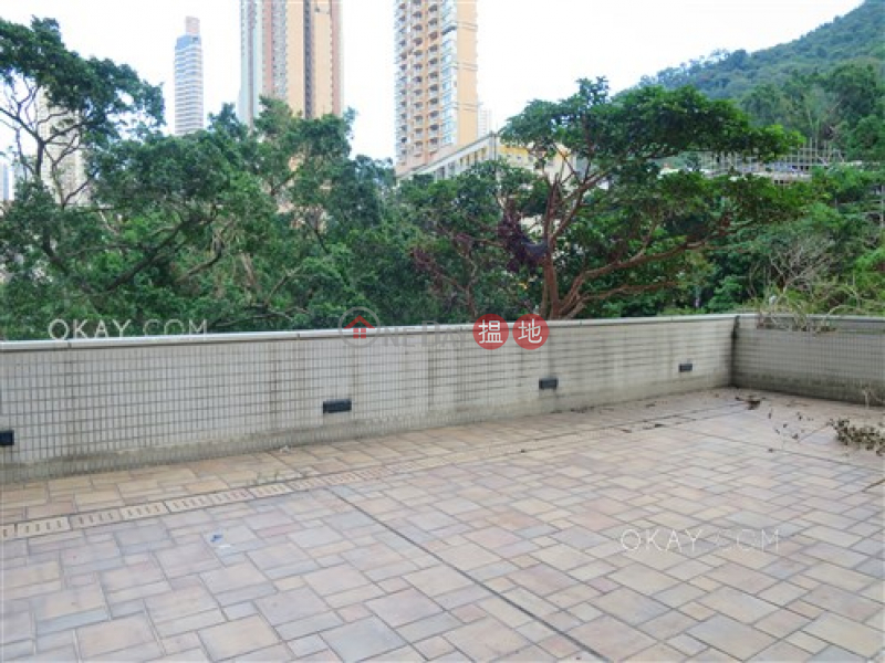 Lovely 1 bedroom with terrace & parking | Rental | 60 Victoria Road 域多利道60號 Rental Listings