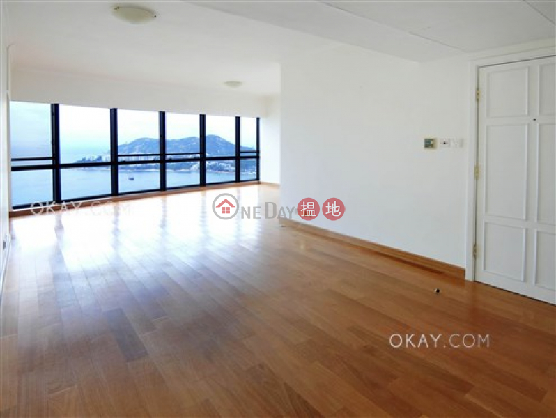 Luxurious 4 bed on high floor with balcony & parking | Rental | Pacific View 浪琴園 Rental Listings