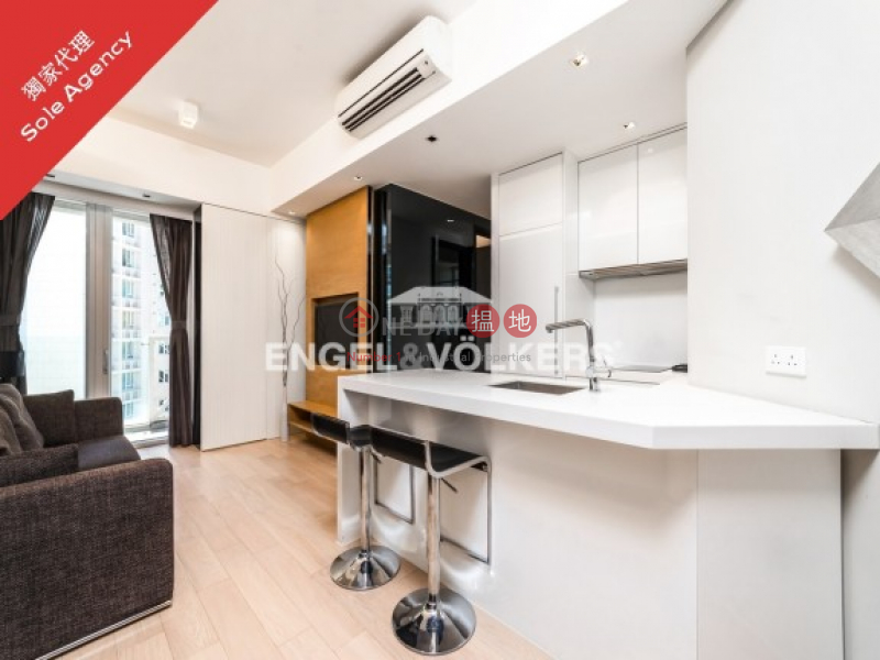 HK$ 11.8M, The Icon | Central District, Modern Fully Furnished Apartment in Icon