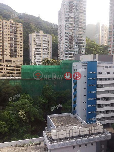 HK$ 7.38M Tower 1 Hoover Towers Wan Chai District Tower 1 Hoover Towers | 1 bedroom High Floor Flat for Sale