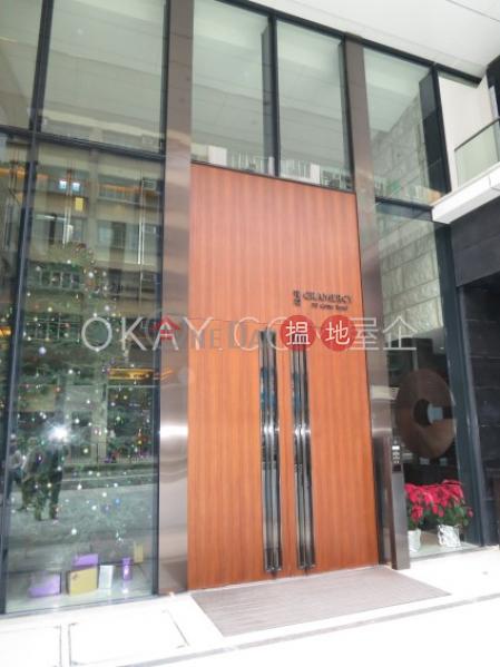 1房1廁,極高層,星級會所,可養寵物《瑧環出租單位》|瑧環(Gramercy)出租樓盤 (OKAY-R95741)