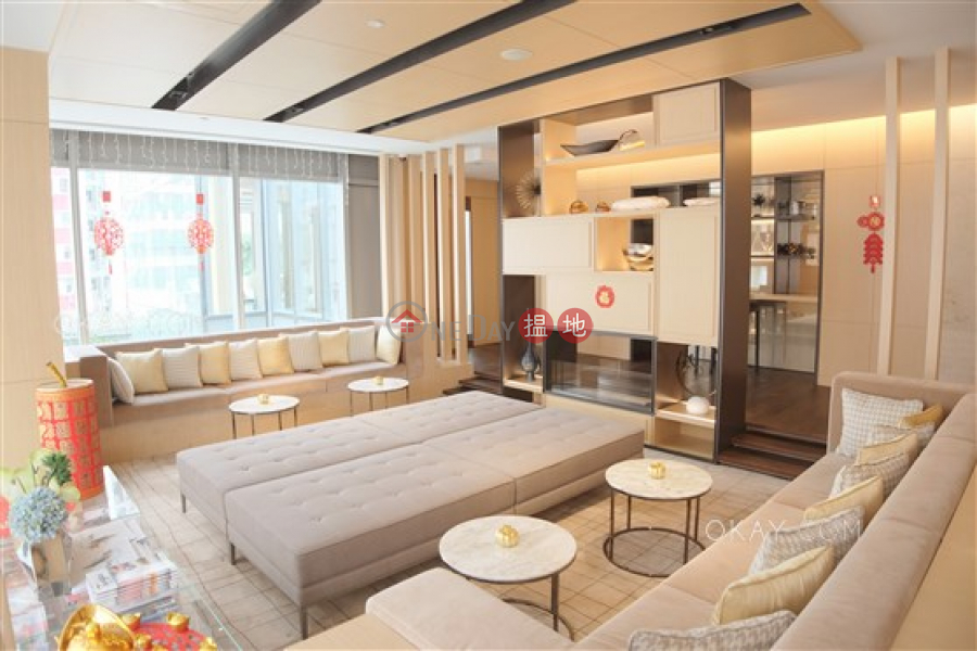 HK$ 9.5M The Hudson Western District, Tasteful 1 bedroom with balcony | For Sale