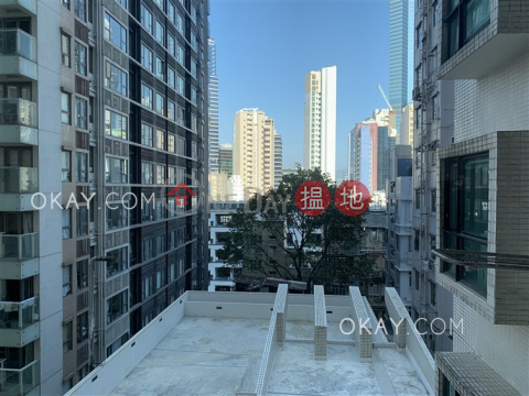 Unique 1 bedroom in Sheung Wan | For Sale|Caine Tower(Caine Tower)Sales Listings (OKAY-S102698)_0