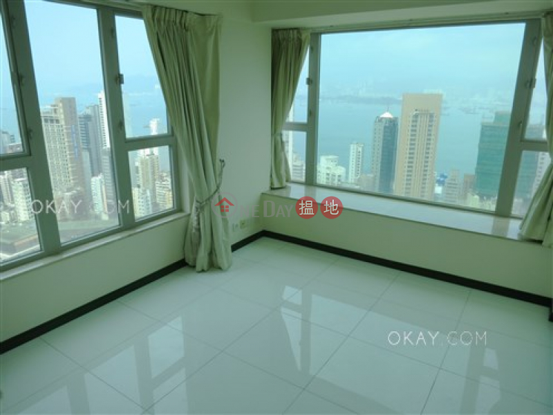 Unique 3 bed on high floor with harbour views & balcony | For Sale | Centre Place 匯賢居 Sales Listings