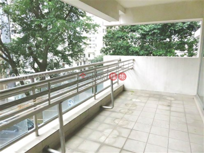 Efficient 3 bedroom with balcony & parking   Rental 39 MacDonnell Road   Central District   Hong Kong, Rental HK$ 95,000/ month