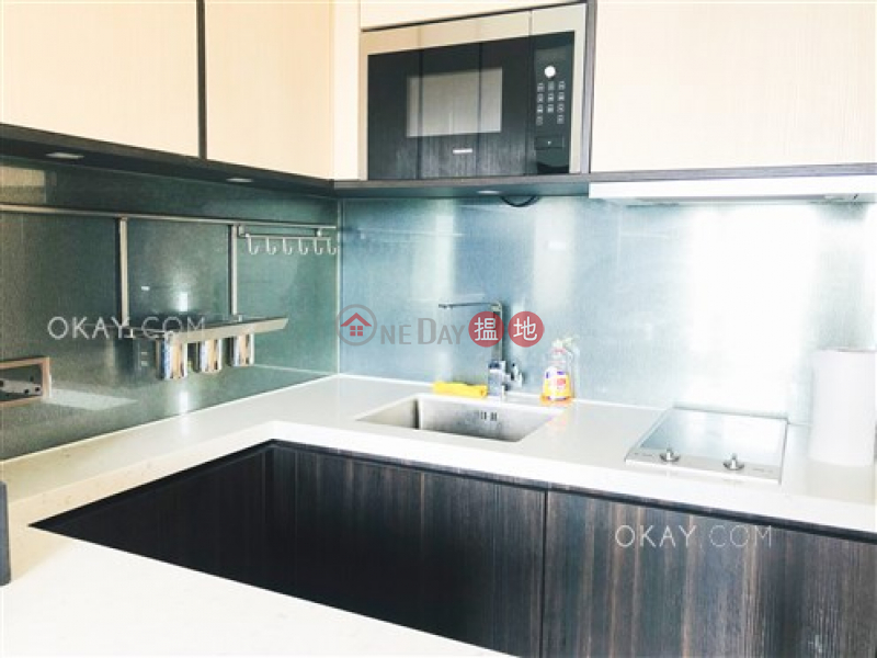 HK$ 11M, The Hudson Western District, Tasteful 1 bedroom on high floor with balcony | For Sale