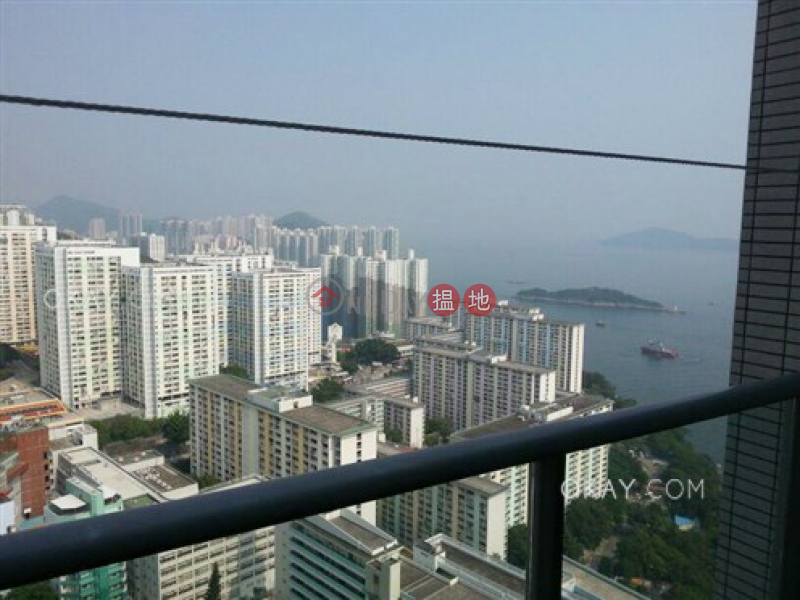 Lovely 3 bedroom on high floor with balcony & parking | For Sale | Phase 4 Bel-Air On The Peak Residence Bel-Air 貝沙灣4期 Sales Listings