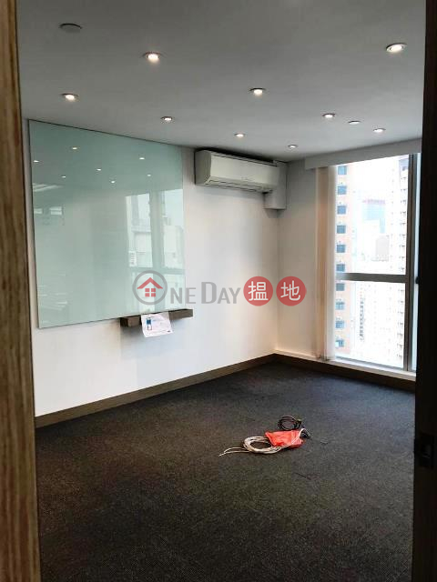 Whole floor in Oriental Crystal Commercial Building on Lyndhurst Terrace in the heart of Central for sale with tenancy|Oriental Crystal Commercial Building(Oriental Crystal Commercial Building)Sales Listings (CSC0501)_0