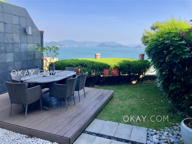 Rare house with sea views, rooftop & terrace | For Sale | House 1 Silver Strand Lodge 銀輝別墅 1座 Sales Listings