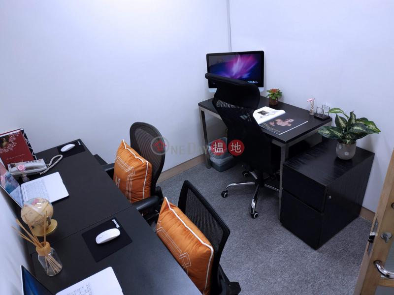 Mau I 商務中心服務式辦公室出租優惠|505-511軒尼詩道 | 灣仔區|香港-出租-HK$ 6,999/ 月