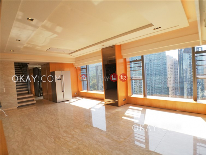 HK$ 100M, Serenade, Wan Chai District | Exquisite 3 bed on high floor with balcony & parking | For Sale
