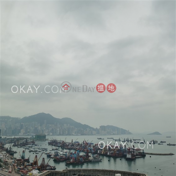 HK$ 43,000/ month Tower 3 Florient Rise, Yau Tsim Mong | Charming 4 bedroom with balcony | Rental
