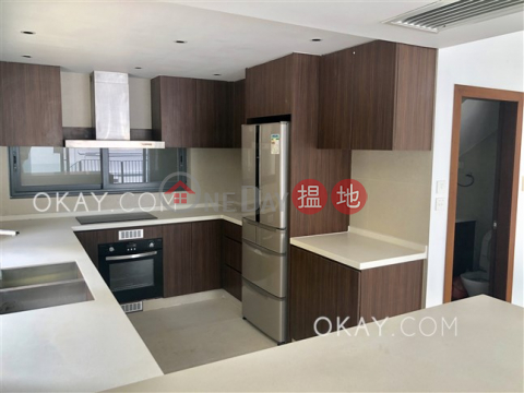 Gorgeous house with sea views, rooftop & terrace | Rental|Tai Hang Hau Village(Tai Hang Hau Village)Rental Listings (OKAY-R287057)_0