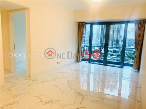 Charming 3 bedroom with balcony | Rental|Yau Tsim MongThe Harbourside Tower 2(The Harbourside Tower 2)Rental Listings (OKAY-R88714)_0