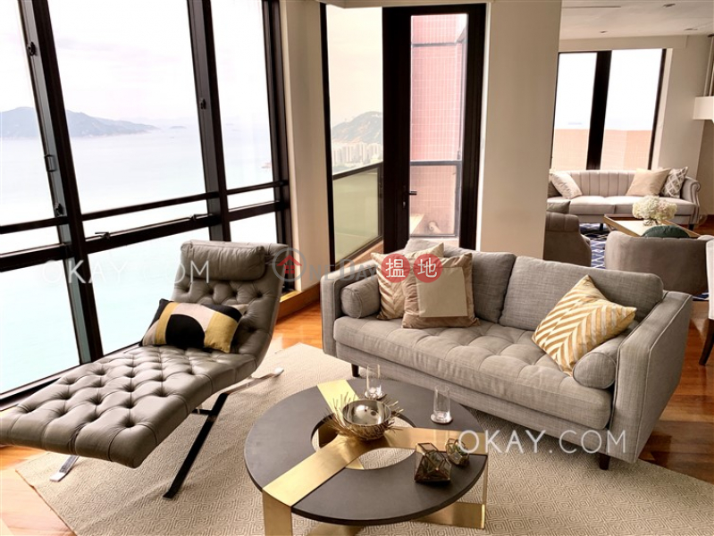 HK$ 118,000/ month, Pacific View Southern District, Unique penthouse with sea views, terrace & balcony | Rental