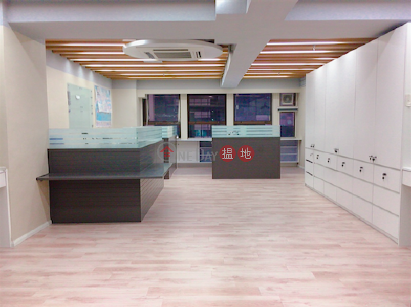 Property Search Hong Kong | OneDay | Office / Commercial Property, Rental Listings | Modern and Spacious Office in TST for rent