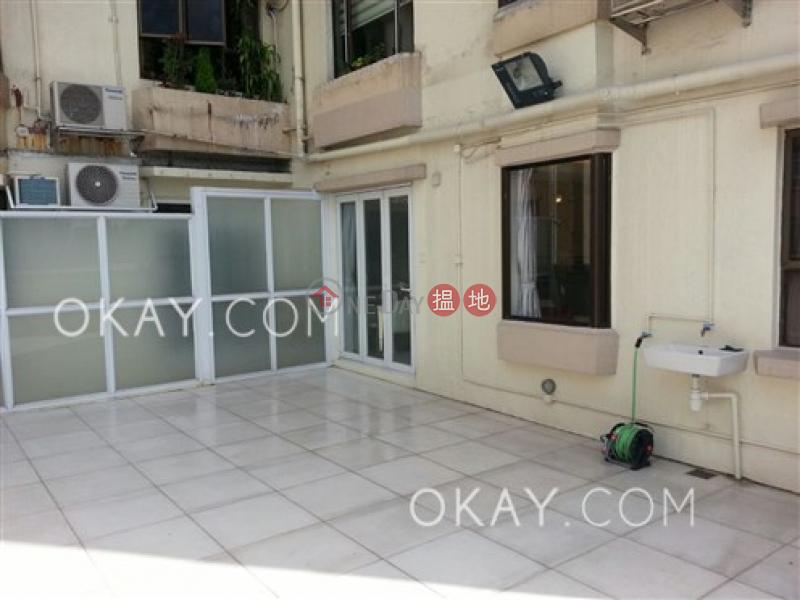 HK$ 35,000/ month | Victoria Centre Block 1 Wan Chai District Elegant 1 bedroom with sea views & terrace | Rental