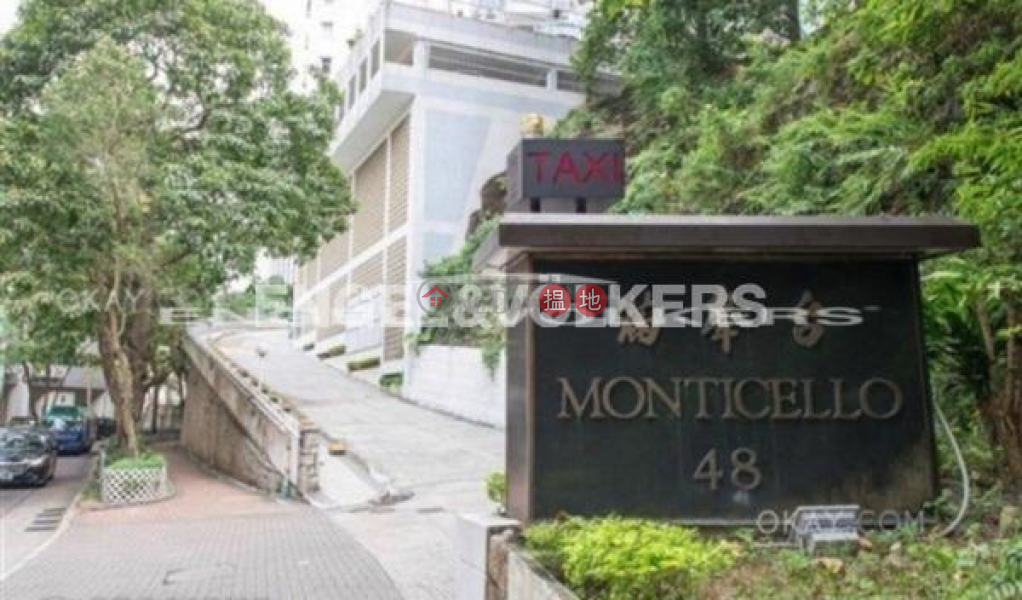 3 Bedroom Family Flat for Sale in Mid-Levels East | Monticello 滿峰台 Sales Listings