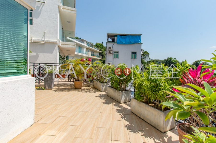 Property Search Hong Kong | OneDay | Residential | Rental Listings | Luxurious house with rooftop, terrace & balcony | Rental