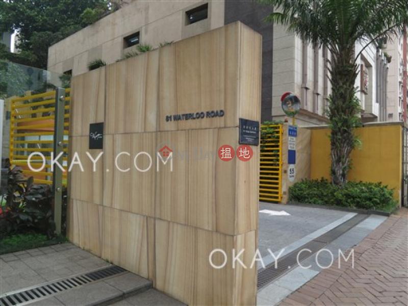 3房2廁,連車位《聖佐治大廈出租單位》-81窩打老道   油尖旺香港-出租 HK$ 46,000/ 月