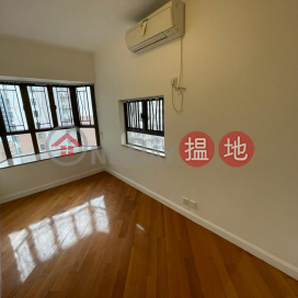 High Floor, Spacious 1-Bedroom in Caine Road