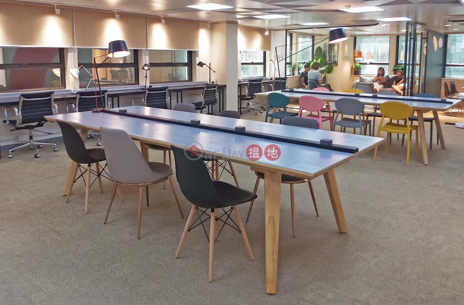 CO WORK MAU I Hot Desk Monthly Pass HK$2000  | 8 Hysan Avenue | Wan Chai District, Hong Kong Rental | HK$ 2,000/ month