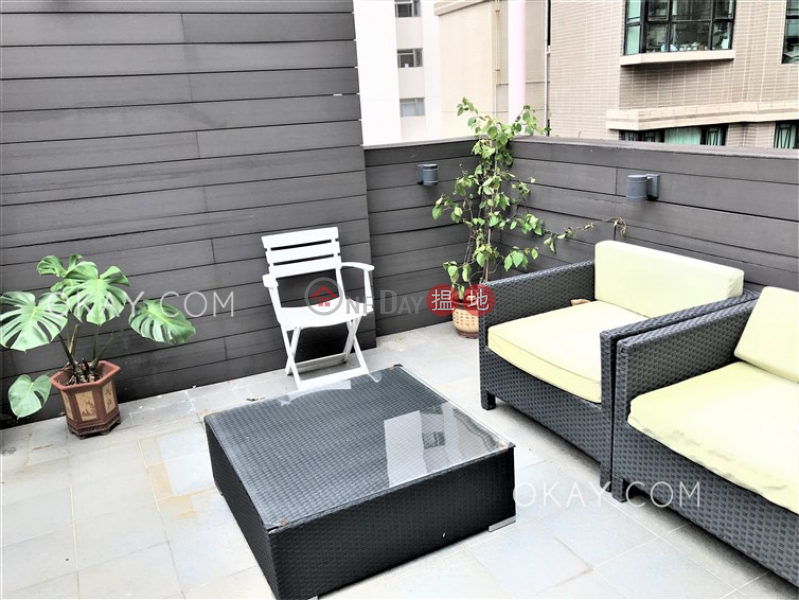 Property Search Hong Kong   OneDay   Residential   Rental Listings, Nicely kept 1 bedroom on high floor with rooftop   Rental