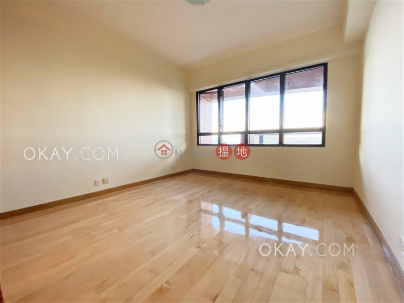 HK$ 55,000/ month   Pacific View, Southern District Nicely kept 2 bedroom with balcony & parking   Rental