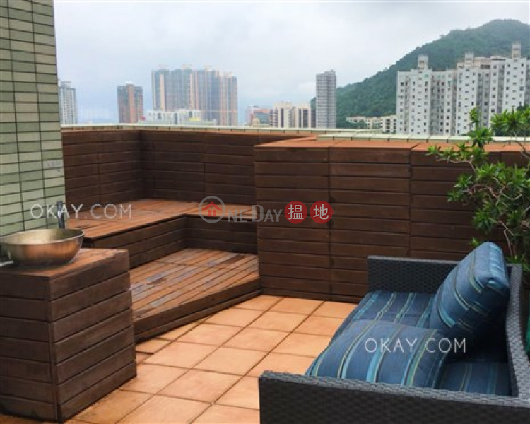 Stylish 2 bedroom on high floor with rooftop & balcony | For Sale | 2A Mount Davis Road | Western District, Hong Kong, Sales | HK$ 21.5M