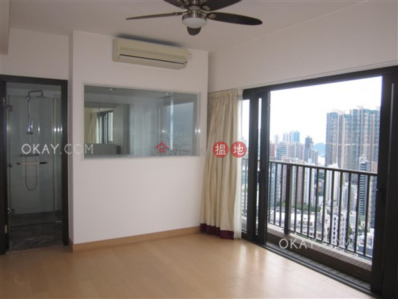 Unique 3 bed on high floor with harbour views & balcony | For Sale | The Babington 巴丙頓道6D-6E號The Babington Sales Listings