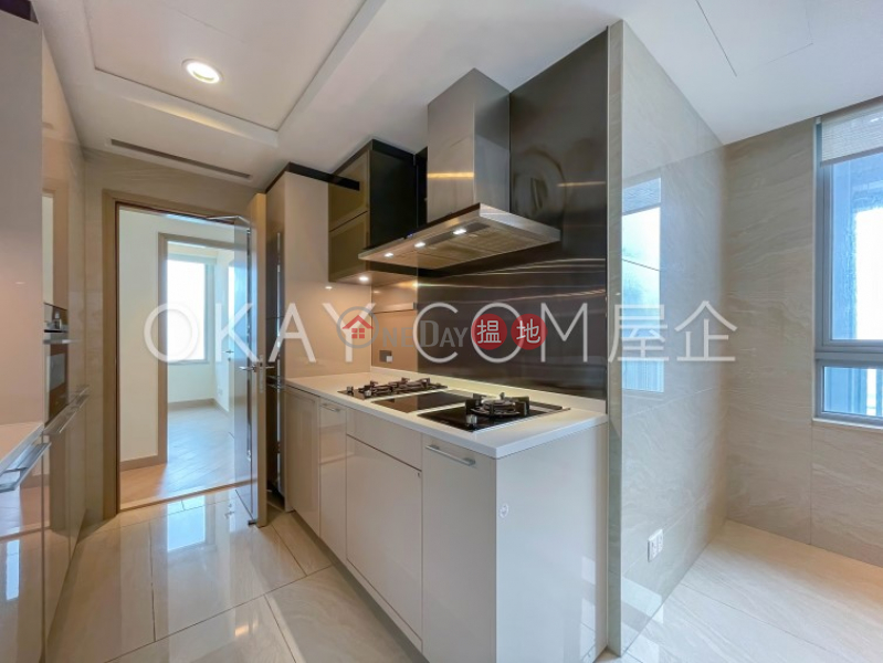 Beautiful 4 bed on high floor with harbour views | Rental | Cullinan West II 匯璽II Rental Listings