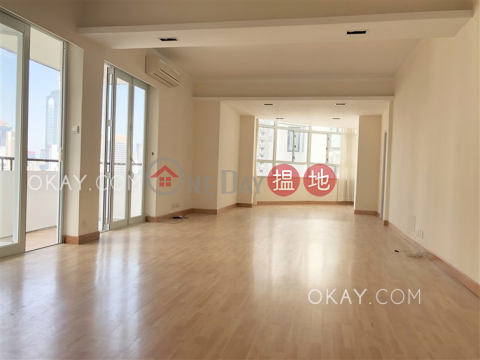 Unique 3 bedroom on high floor with balcony & parking | For Sale|Happy Mansion(Happy Mansion)Sales Listings (OKAY-S157933)_0
