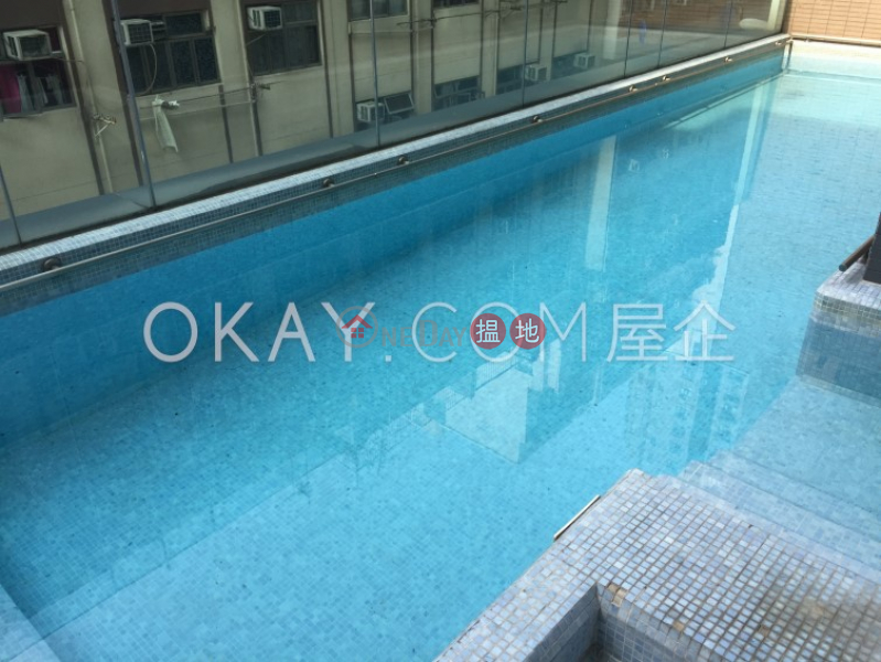 HK$ 34,000/ month, Altro Western District Charming 2 bedroom with balcony | Rental