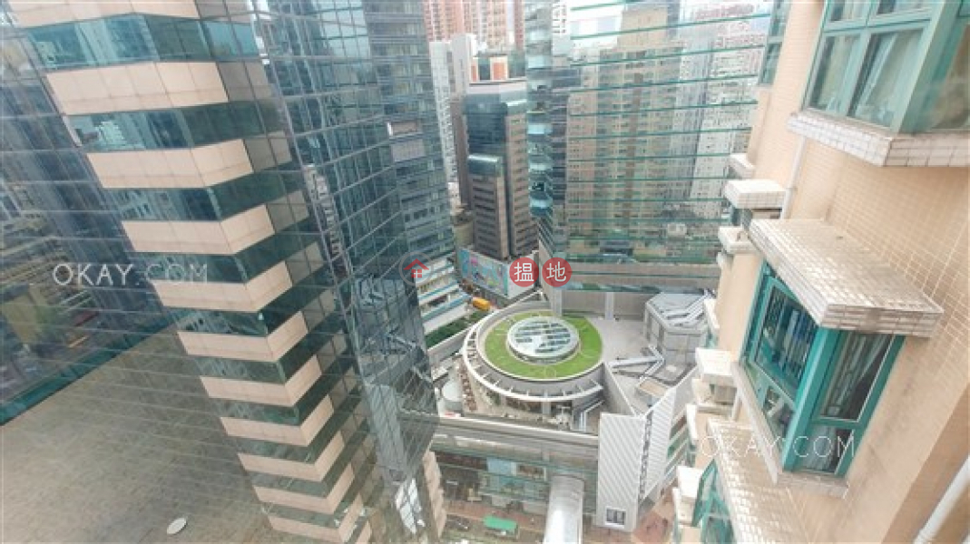 Rare 1 bed on high floor with harbour views & rooftop | Rental | The Grandeur 采怡閣 Rental Listings