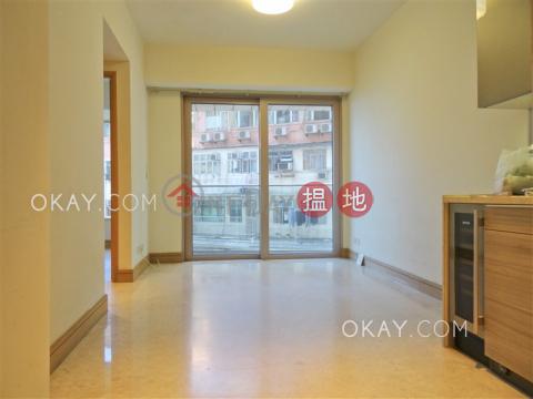 1房1廁,露台加多近山出售單位|西區加多近山(Cadogan)出售樓盤 (OKAY-S211478)_0